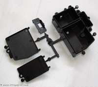 Kyosho Inferno MP9 Parts Revealed