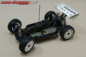 Kyosho Inferno MP9 Factory Driver Reveal