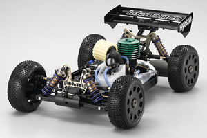 Kyosho Inferno MP9 Picture from Japan