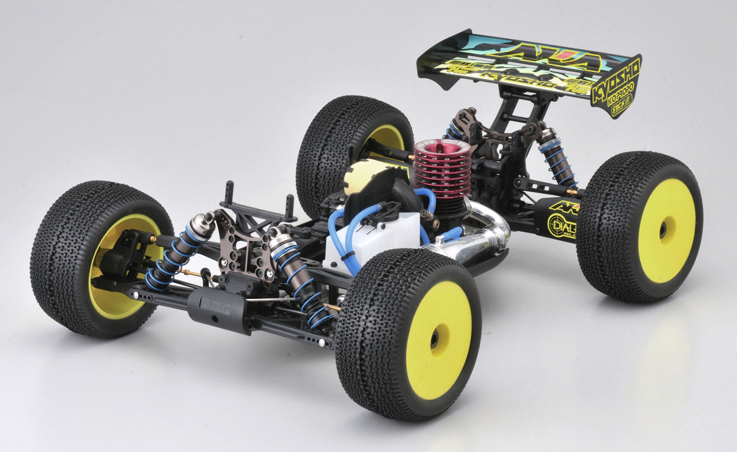 Kyosho Inferno St Rr Evo Is Official