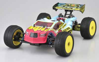 Kyosho Inferno ST-RR EVO Front Body ON Small