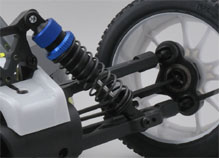 Kyosho DBX VE 2.0 Suspension
