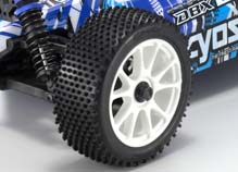 DBX 2.0 1:8 Wheels and Tires