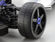 Kyosho Inferno GT2 Race Spec Wheels and Tires