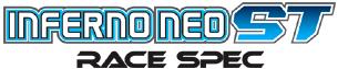 Kyosho Inferno ST Race Spec. Logo