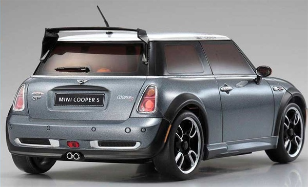 kyo32706gr b 32706gr b kyosho mini z mr 03 mini cooper s jcw gp gray. Black Bedroom Furniture Sets. Home Design Ideas