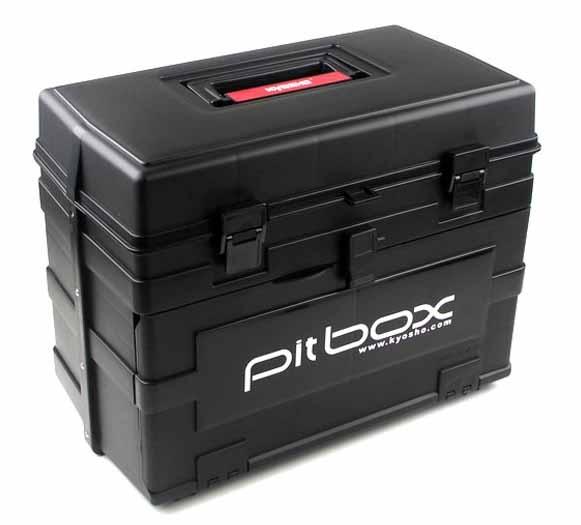 KYO80461 Kyosho Tool Box Medium Size