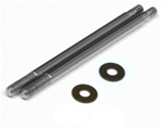 KYO97009-52 Kyosho Shock Shaft in Medium length Package of 2