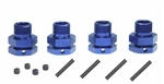 KYOIFW327BL Kyosho 11mm Offset Wheel Hubs