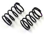 KYOIG159-600 Kyosho Inferno GT3 Big Shock Spring Purple Soft 6 Turn - 2.3 40mm - Package of 2