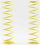 KYOIS106-9514 Kyosho Inferno Big Bore Shock Spring Yellow Medium Length 84mm 7.5 - 1.4