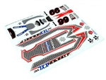 KYOSXD001 Kyosho Scorpion XXL Decal Sheet