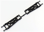 KYOUMW710 Kyosho Ultima RB6 Carbon Composite Front Sus. Arm Set