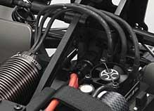 kyosho Inferno VE Race Spec Chassis Braces
