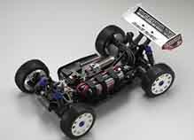 Kyosho Inferno VE  Race Spec Stable Chassis