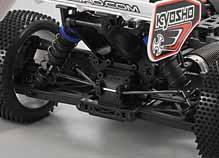 Kyosho Inferno VE  Race Spec Steel Adjustable Turn Buckles