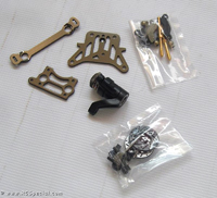 Kyosho Inferno MP9 Parts