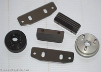 Kyosho Inferno MP9 Engine Mounts Flywheel and clutch bell