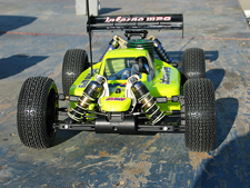 Cody King Kyosho Inferno MP9 4