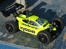 Cody King Kyosho Inferno MP9 5