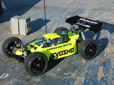 Cody King Kyosho Inferno MP9 6