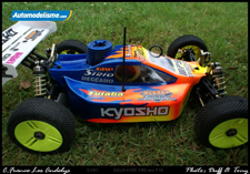 Jerome Aigoin Kyosho Inferno MP9 1