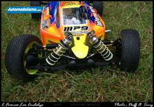 Jerome Aigoin Kyosho Inferno MP9 2