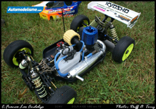 Jerome Aigoin Kyosho Inferno MP9 3