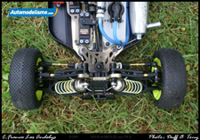 Jerome Aigoin Kyosho Inferno MP9 5
