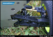 Jerome Aigoin Kyosho Inferno MP9 8