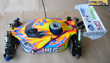 Julien Lattanzio Kyosho Inferno MP9 1