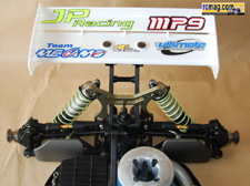 Julien Lattanzio Kyosho Inferno MP9 4
