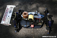 Linus Thern Kyosho Inferno MP9 1