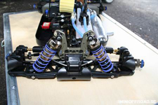 Linus Thern Kyosho Inferno MP9 2
