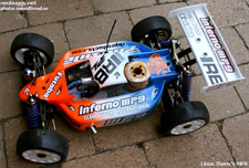 Linus Thern Kyosho Inferno MP9 4