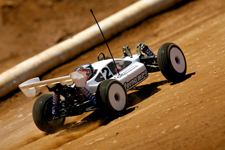Mark Pavidis Kyosho Inferno MP9 1