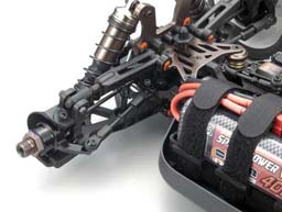 Kyosho Inferno MP9E Brushless Buggy Front Suspention Arms and Knuckles