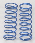 Associated Front Shock Spring/Macro Shock Spring, blue, 4.20 lb