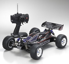 Kyosho DBX VE Readyset Photo