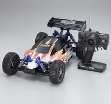 Kyosho Inferno US Sports 4 Front with Radio