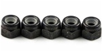 KYO1-N4055N Kyosho Steel Nylon Nut M4x5.5mm - Package of 5