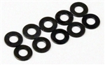 KYO1-W300705 Kyosho Washer M3 x 7mm  x 0.5mm - Package of 10