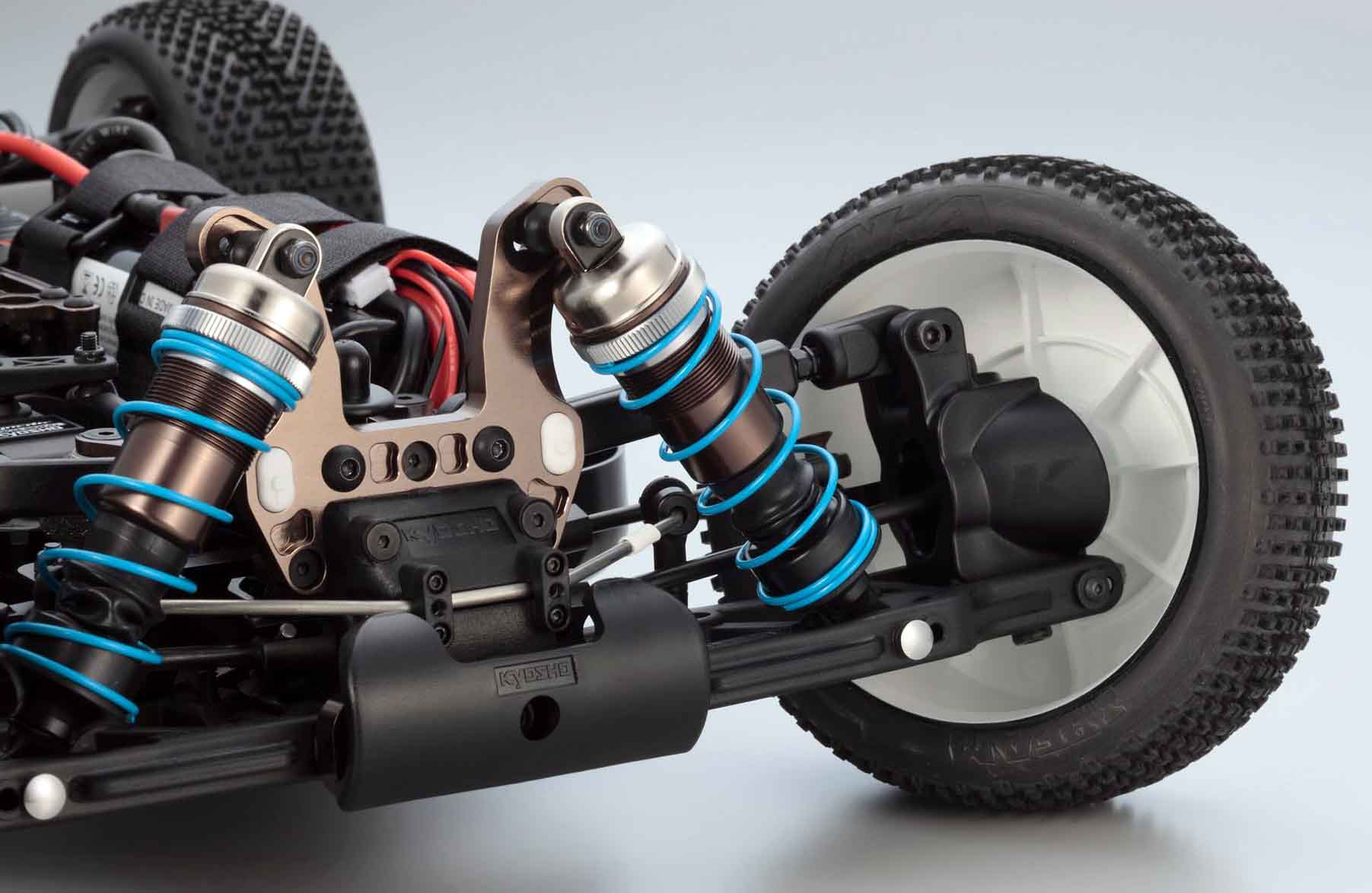Kyosho Inferno MP9e TKI Front Close Shocks