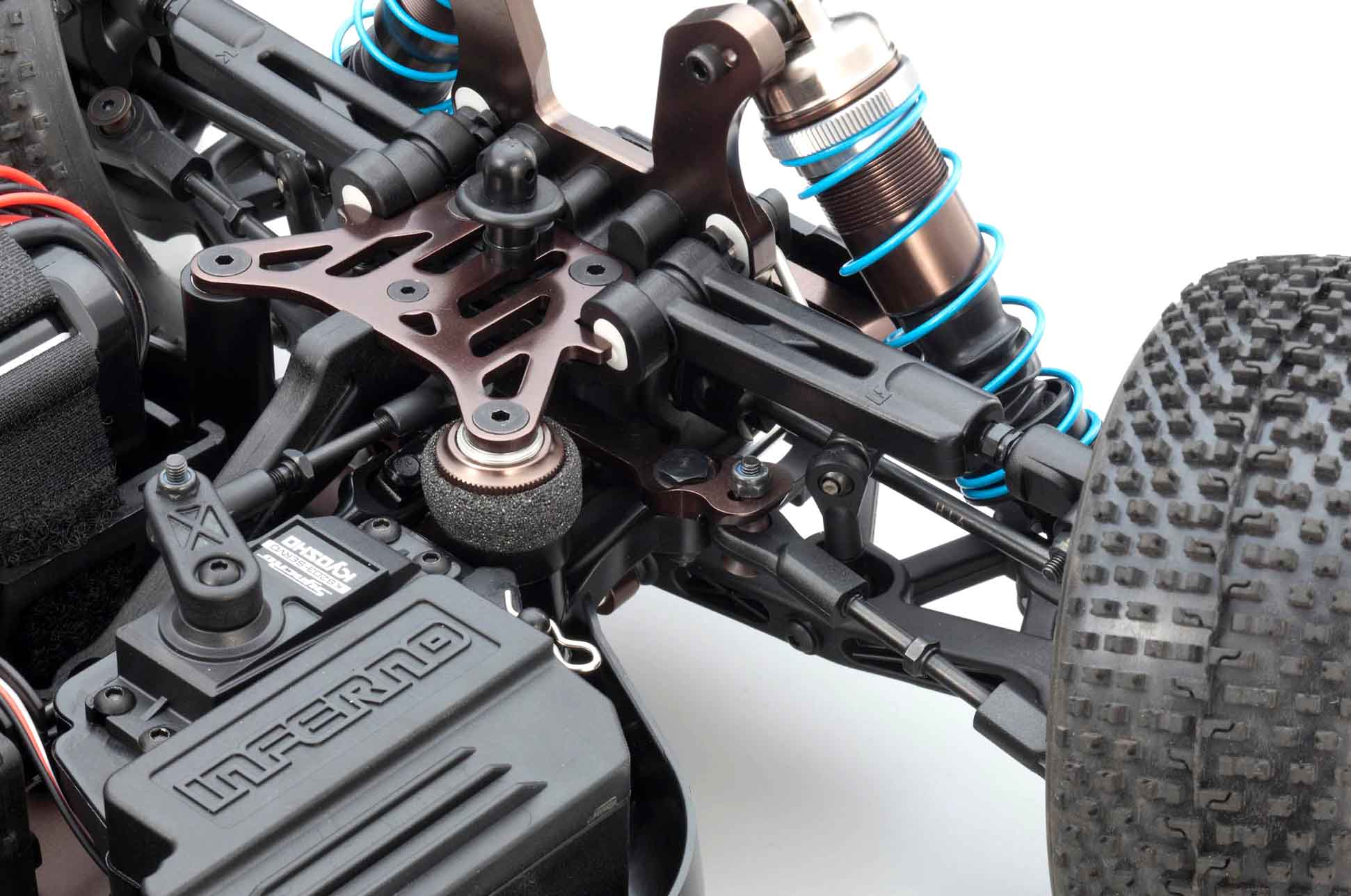 Kyosho Inferno MP9e TKI Rear Shocks