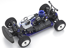KYO31043B Kyosho DRX Chassis