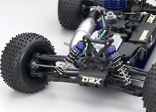 KYO31096B Kyosho DBX Suspension