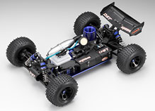 KYO31097B Kyosho DST Chassis