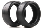 KYO92018S Kyosho Soft KC Slick Tires - Package of 2