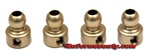 KYO92653H Kyosho Inferno MP9 5.8mm Sway Bar Hard Anodized 7075 Aluminum Ball End - Package of 4