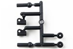 KYO97023 Kyosho Linkage Plastic Parts Set